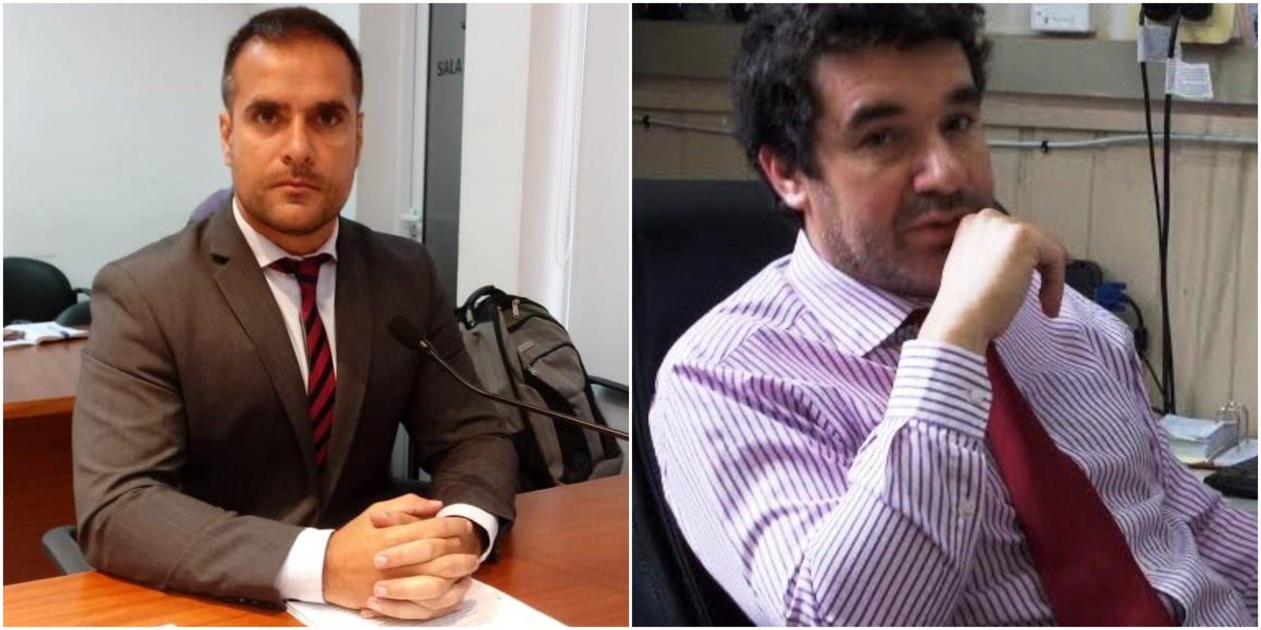 fiscales Leandro Mai, Matías Merlo