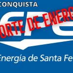 Reconquista – MAÑANA CORTE DE ENERGIA EN SECTORES DE LA CIUDAD