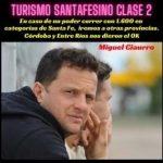 TURISMO SANTAFESINO Clase 2 – No todo esta dicho sobre los motores 1.600